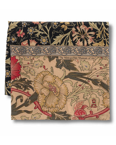 William Morris Compton Scarf - Folded