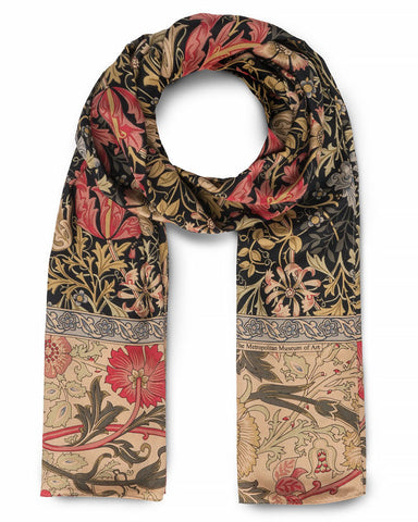 William Morris Compton Scarf