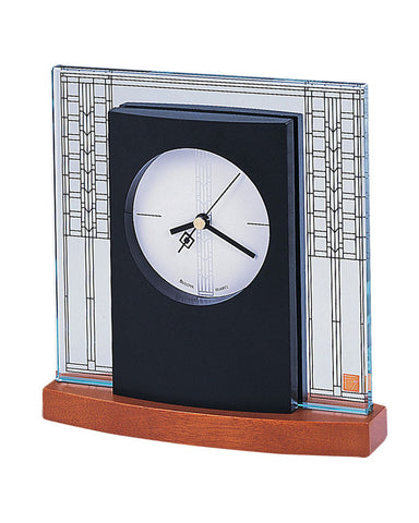 FLW Glasner House Clock