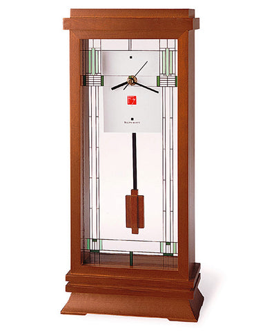 FLW Willits Mantel Clock