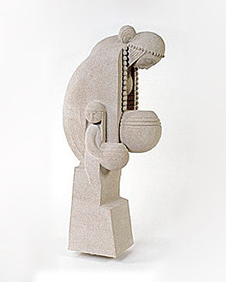 FLW Nakoma Sculpture