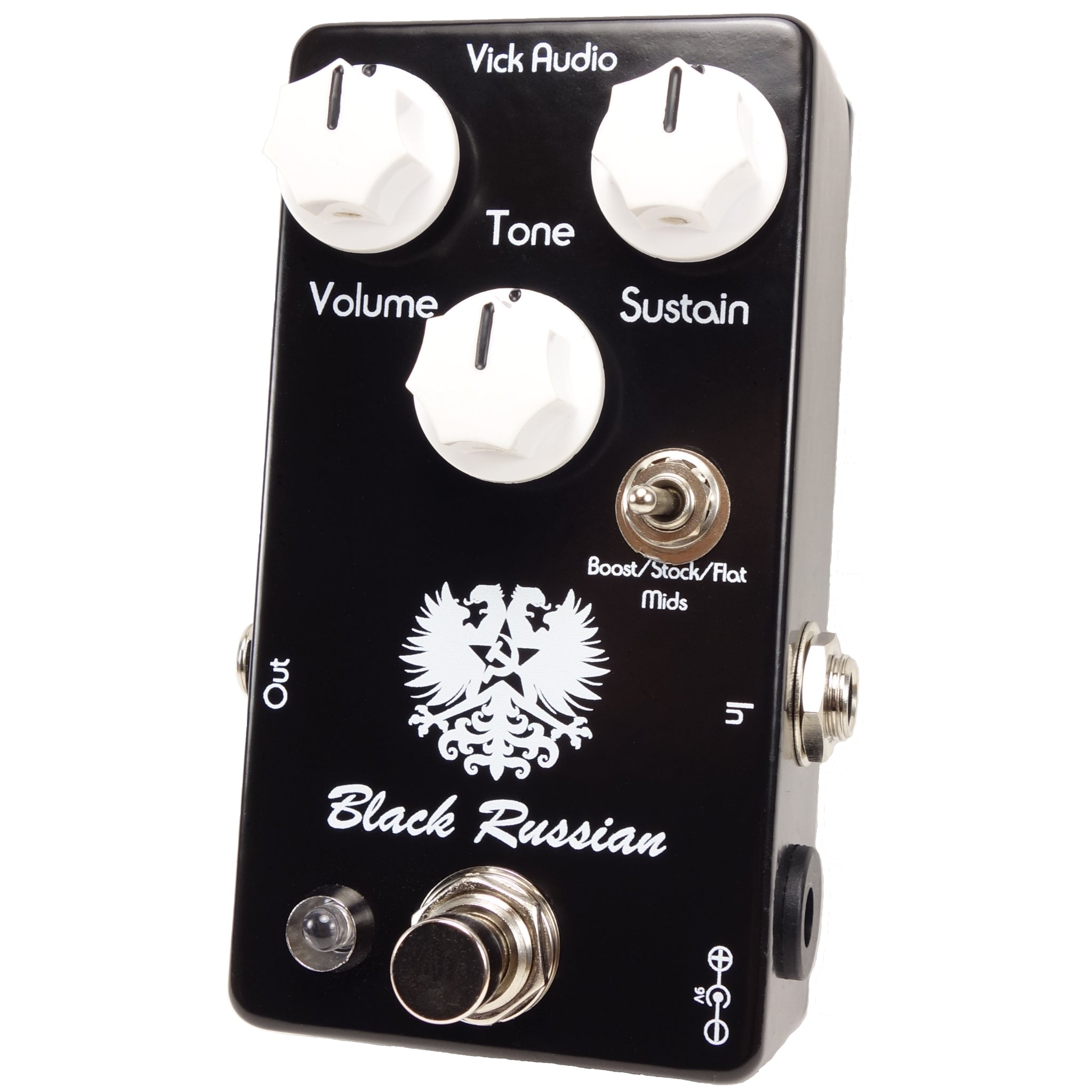 Vick Audio Black Russian Fuzz
