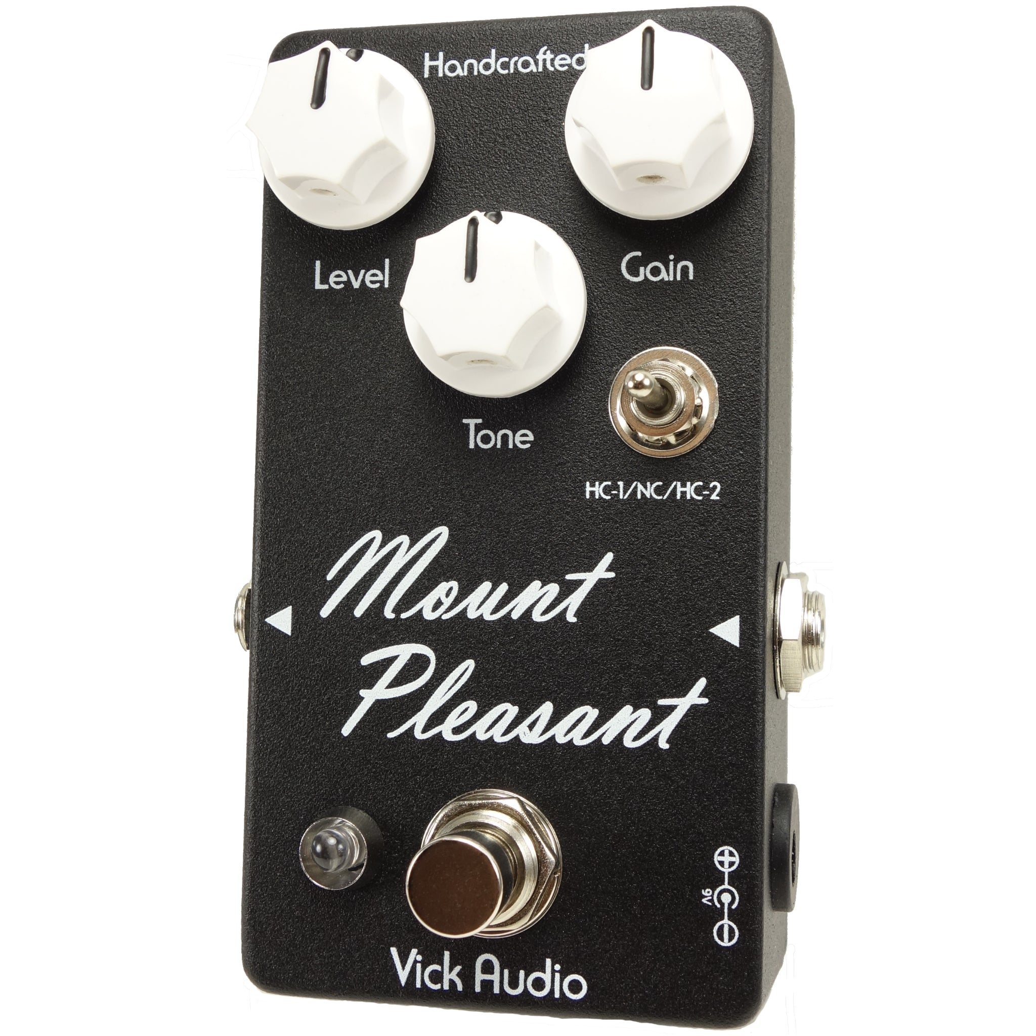 Vick Audio Mount Pleasant Overdrive