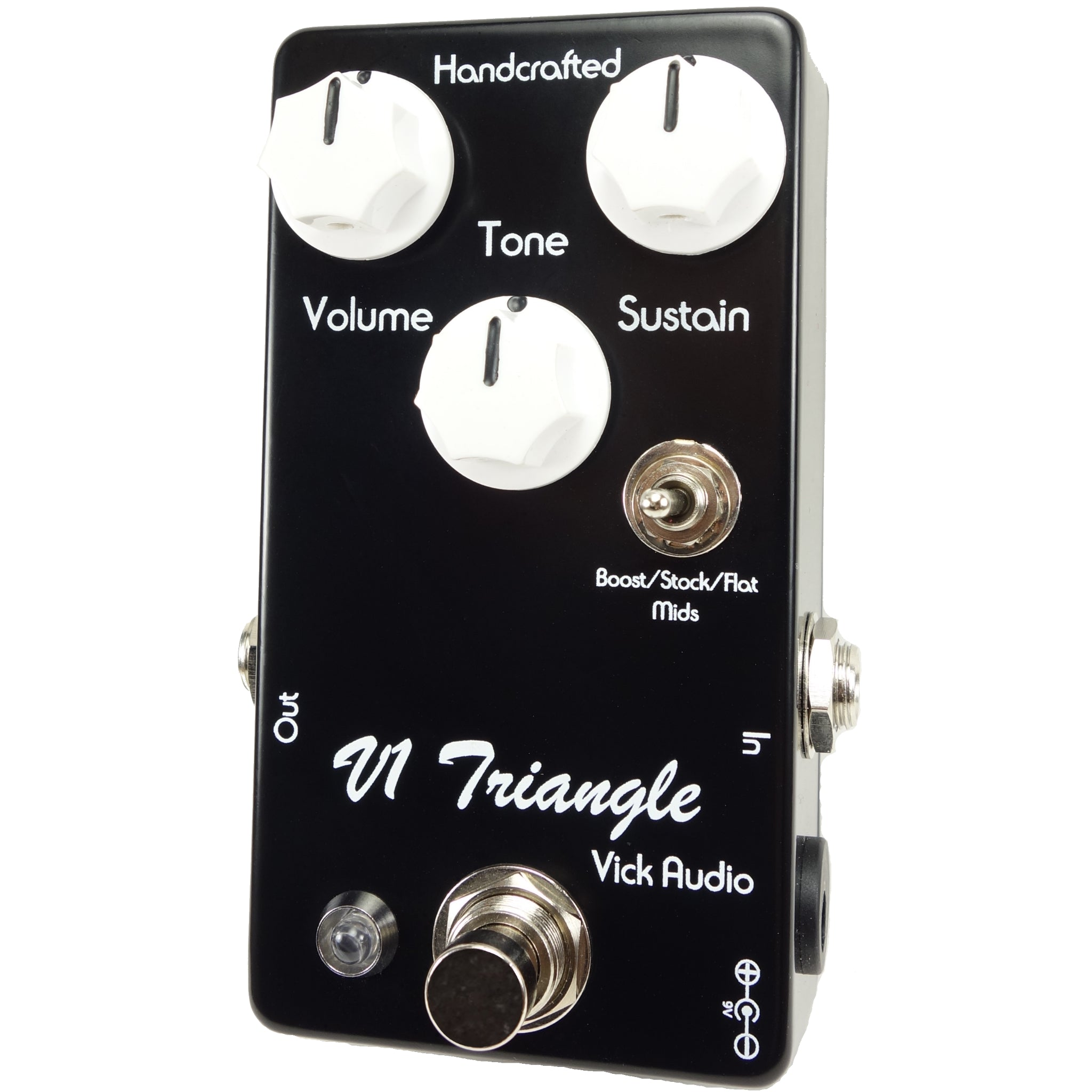 Vick Audio V1 Triangle Fuzz
