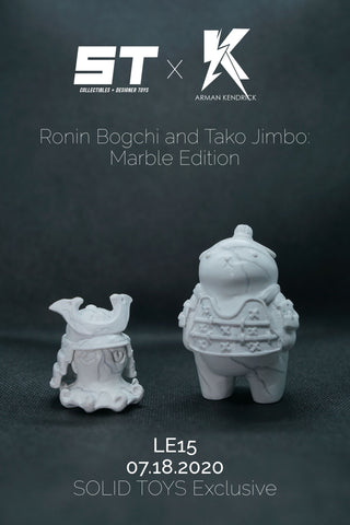 Ronin Bogchi and Tako Jimbo: Marble Edition