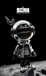 Little Sank: Space Travelers - Silver by Sank Toys