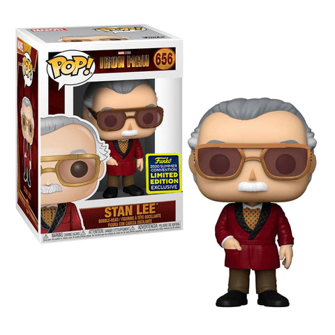 [PRE-ORDER] SDCC SHARED - Iron Man  - Stan Lee