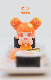 Yaya - Octopus - Orange by Moedouble