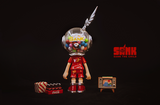 Little Sank - Crimson by Sank Toys