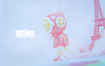 On The Way Series - Backpack Boy - Encounter by Sank Toys