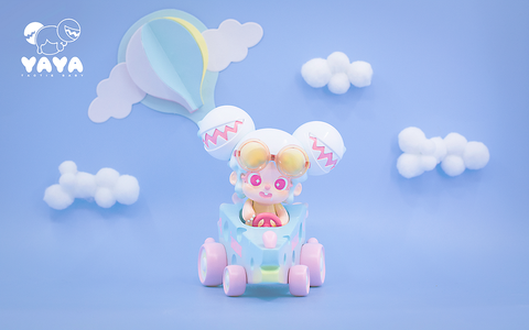Yaya-Cheese Driver- Fairy Lala