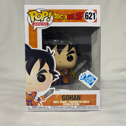 Gohan with Sword Funko Insider Club