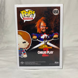 Chucky on Cart Hot Topic