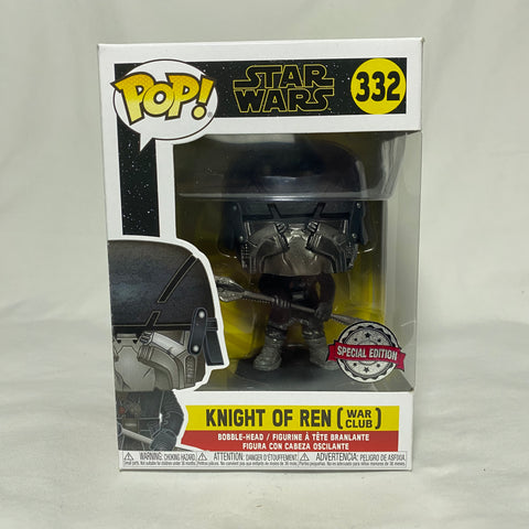 Knight of Ren (War Club) Special Edition
