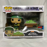 Cabbage Man With Cart Fall Convention Exclusive