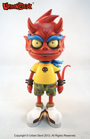 Urban Devil by Pepper Jerry
