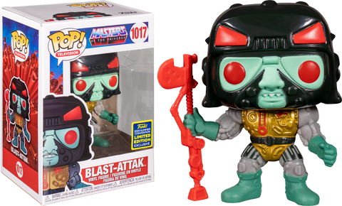 [PRE-ORDER] SDCC SHARED - Masters of the Universe - Blast-Attak