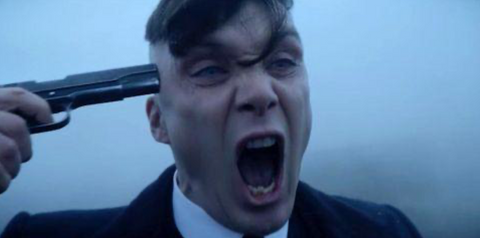 Thomas Shelby Suicide