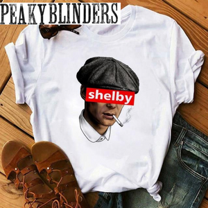 T-Shirt Peaky Blinders : SHELBY X