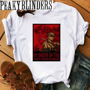 T-Shirt Peaky Blinders : Red Dead