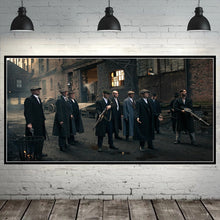 Charger l'image dans la galerie, Peaky Blinders Poster HD - Gang Shelby 2