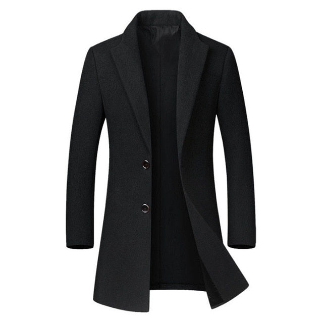Manteau Long : Thomas Shelby