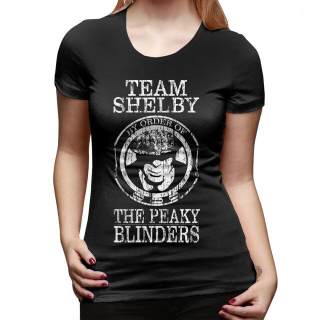 T-Shirt Peaky Blinders : Team Shelby