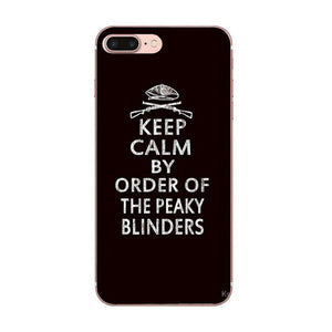 Coque SmartPhone Peaky Blinders Keep Calm - Sony