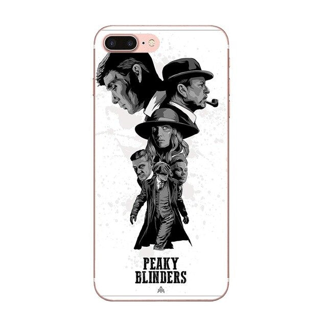 Coque SmartPhone Peaky Blinders Family - Sony