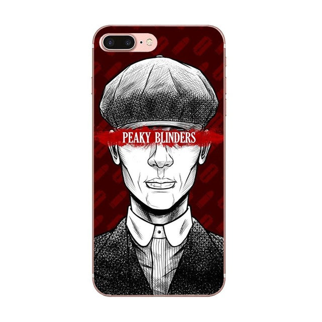 Coque SmartPhone Thomas Shelby Peaky Blinders - Sony