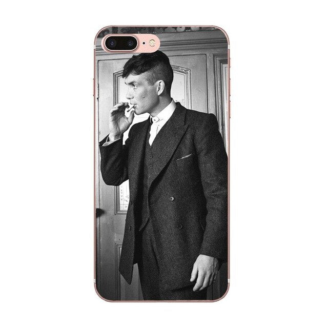 Coque SmartPhone Thomas Shelby Smoking - Sony