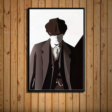 Charger l'image dans la galerie, Peaky Blinders Poster HD -Dessin Thomas Shelby