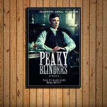 Charger l'image dans la galerie, Peaky Blinders Poster HD - Thomas Shelby Méditation