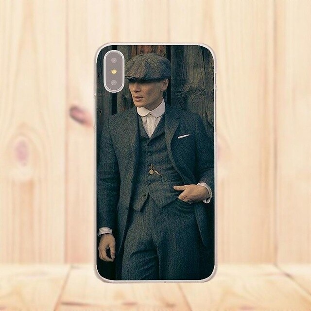 Coque SmartPhone Thomas Shelby Costume - Huawei