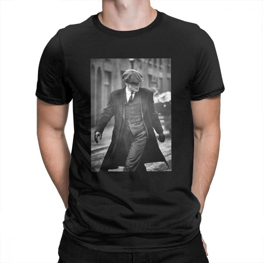 T-Shirt Peaky Blinders : Thomas Shelby Portrait