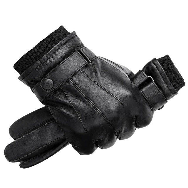 Gants en cuir de Thomas Shelby - Peaky Blinders