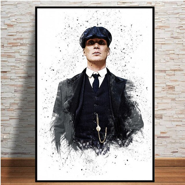 Peaky Blinders Poster HD - Man
