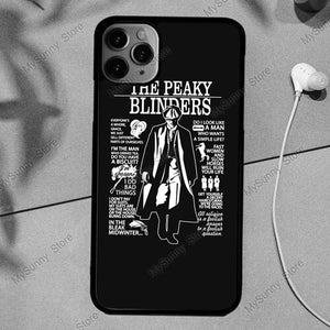 Coque SmartPhone The Peaky Blinders - iPhone