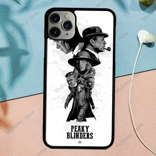 Coque SmartPhone Peaky Blinders Family - iPhone