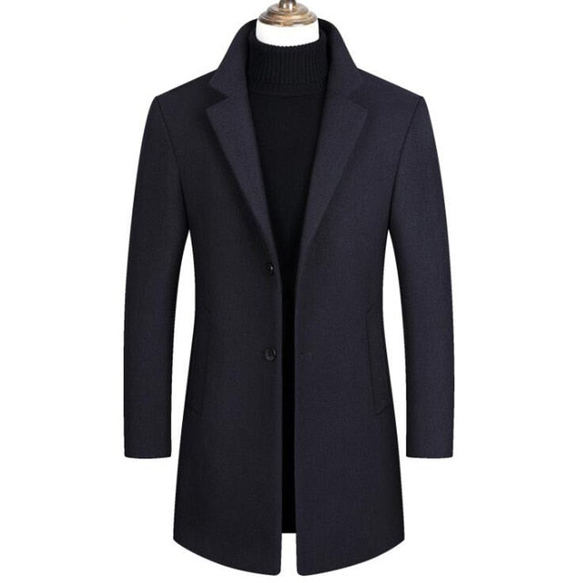 Manteau Long : Charly