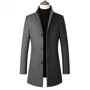 Manteau Long : Gentleman Birmingham
