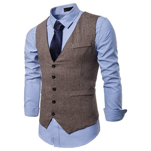 Blazer Peaky Blinders - Marron Chiné