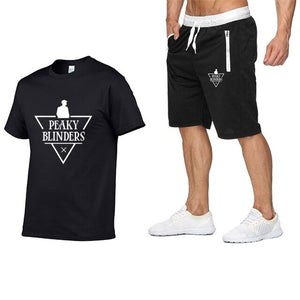 T-Shirt & Short Peaky Blinders : Black Edition