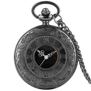 Montre à Gousset Thomas Shelby Black