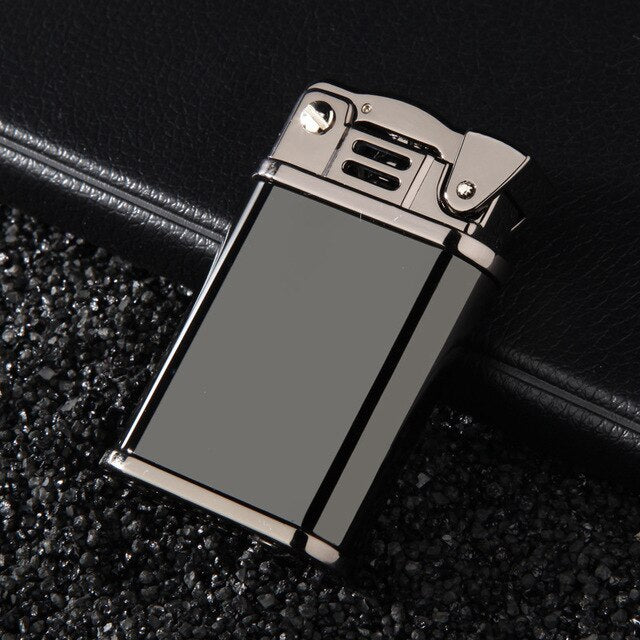 Briquet Essence Shelby - Noir