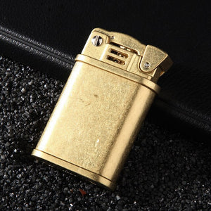 Briquet Essence Shelby - Or