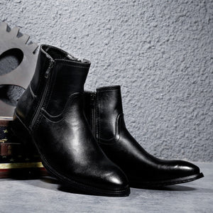 Bottines Vintage Peaky Blinders