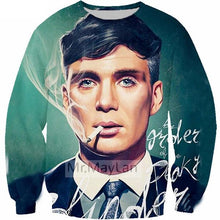 Load image into Gallery viewer, Peaky Blinders 3D Print Sweat Homme/Femme