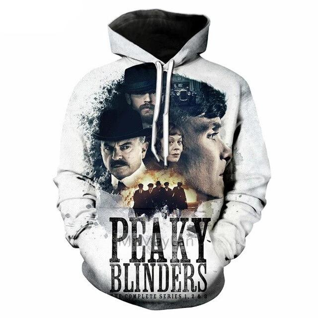 Sweat à capuche Peaky Blinders : The TV Show
