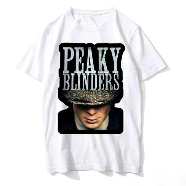 T-Shirt Peaky Blinders : Thomas Shelby